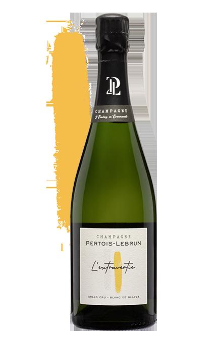 L'extravertie - Champagne Pertois-Lebrun
